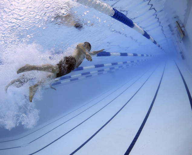 swimming strength and conditioning training boise